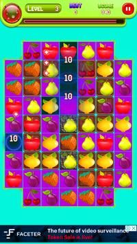 Fruit Mania Match 3 Fun screenshot 4