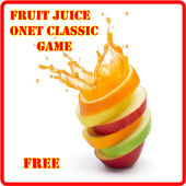 New Juice Fruits Onet Game icon