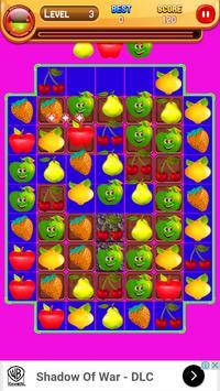 Fruit Mania - Match 3 Game screenshot 4