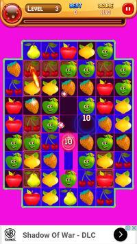 Fruit Mania - Match 3 Game screenshot 5