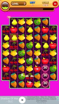Fruit Mania - Match 3 Game screenshot 6