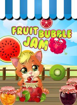 Fruit Bubble Jam poster