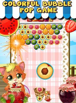 Fruit Bubble Jam screenshot 1