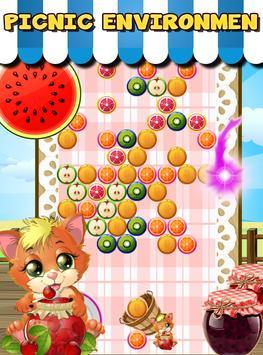 Fruit Bubble Jam screenshot 9