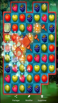 Fruit Candy Ninja 2018 screenshot 2