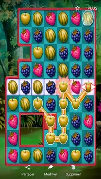Fruit Candy Ninja 2018 screenshot 3