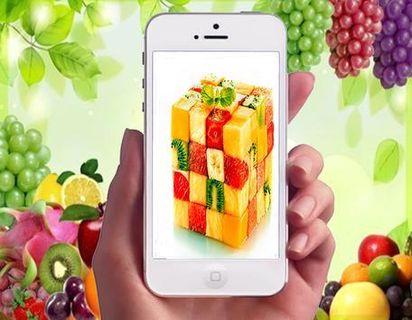 Fruit Photo Frames poster