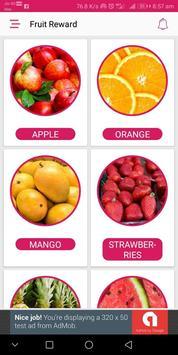 Fruit Reward screenshot 1