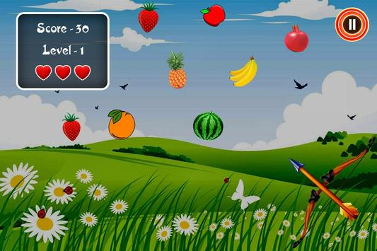 Fruit Shooter apk screenshot