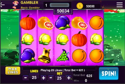 Fruit Slot poster