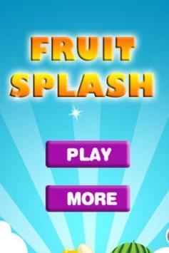 Fruit Splash poster