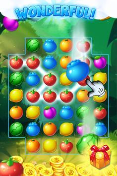 fruit garden crush poster