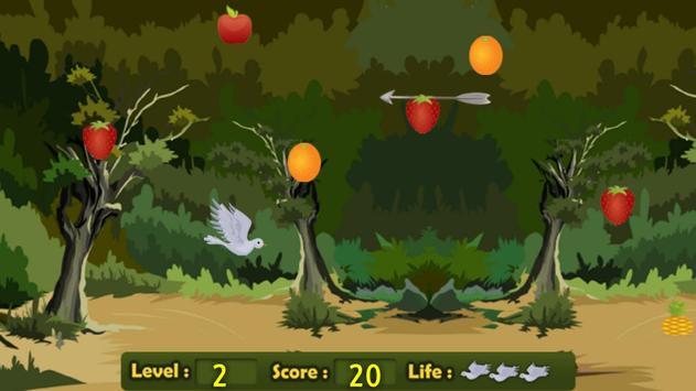 Fruit Picking Bird screenshot 2