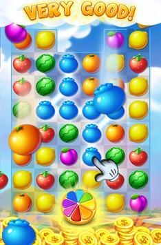 fruit splash candy screenshot 2