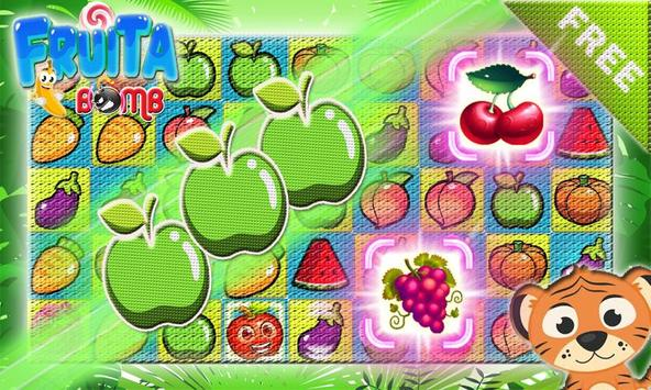 FRUIT CANDY BOMB poster