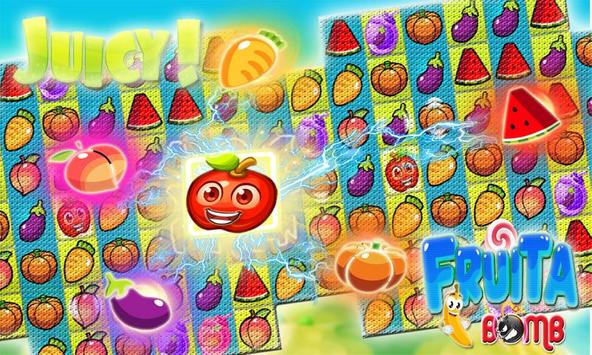 FRUIT CANDY BOMB screenshot 2