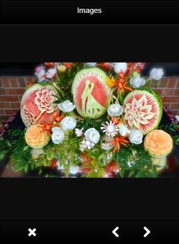 Fruit And Vegetable Carving screenshot 15