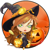 Halloween WitchBoom Match 3 icon
