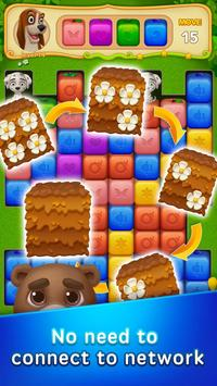 Fruit Block - Puzzle Legend скриншот приложения