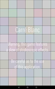 Carré Blanc apk screenshot