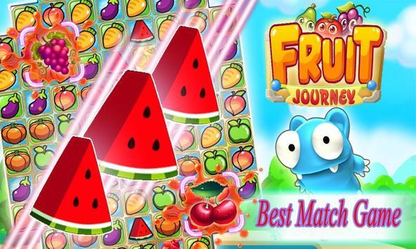 FRUIT JOURNEY poster