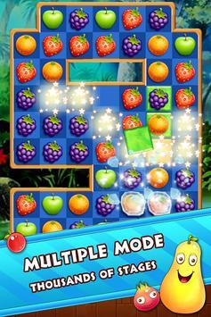 Fruit Sugar - Fruit Link 2018 apk screenshot