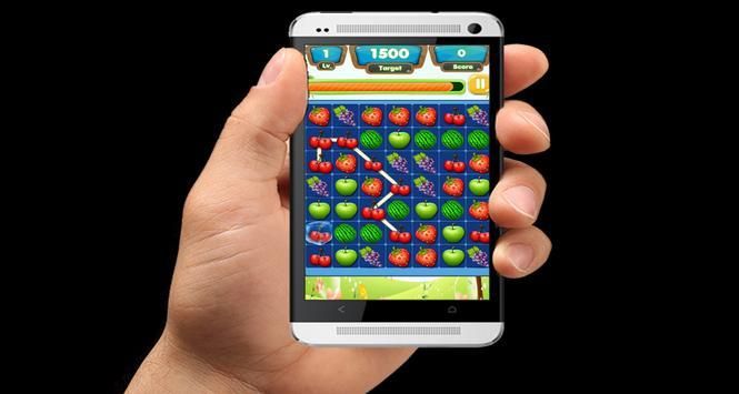 Fruit Link Mania Splash apk screenshot
