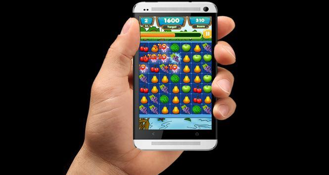 Fruitlink Puzzle apk screenshot
