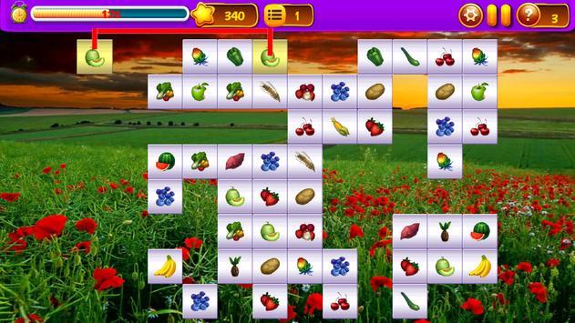 Fruit link match screenshot 1