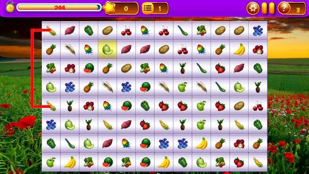 Fruit link match screenshot 2