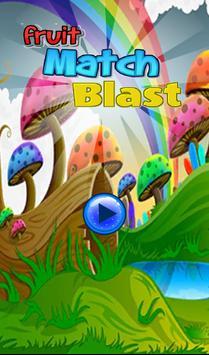 Fruit Match Blast poster
