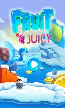 FRUIT SMASH PUZZLE poster