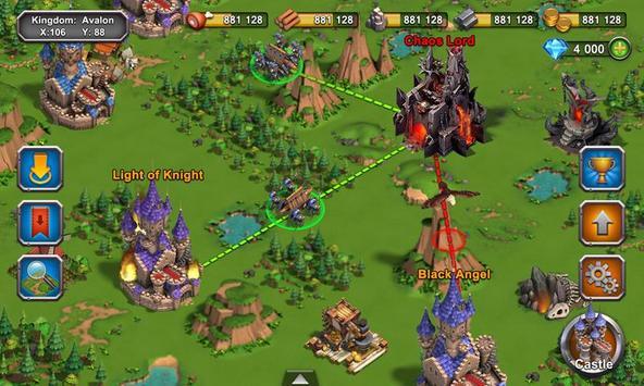 Infinity Sword apk screenshot