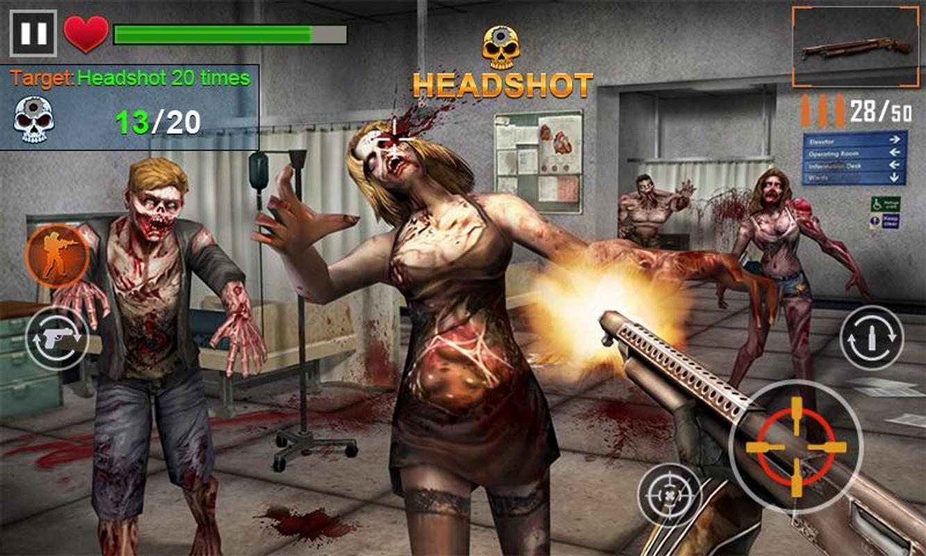 3d Shooter Games