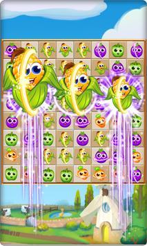 Fruits Blast Match 3 screenshot 2