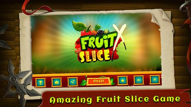 Fruit Cut Slice - 3D Smash Fruits poster