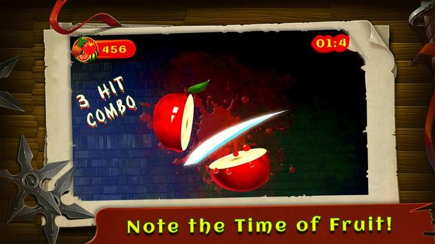 Fruit Cut Slice - 3D Smash Fruits apk screenshot