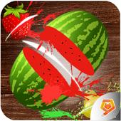 Fruits Samura Fruit Slice 2017 icon