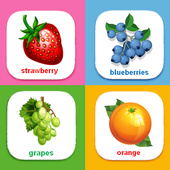 Fruits and Vegetables Match icon