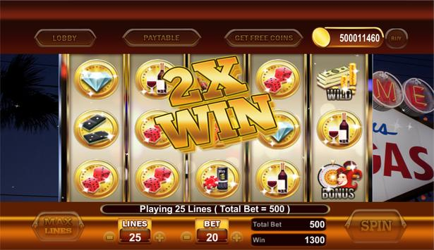 Infinity Fun Vegas Slots screenshot 9