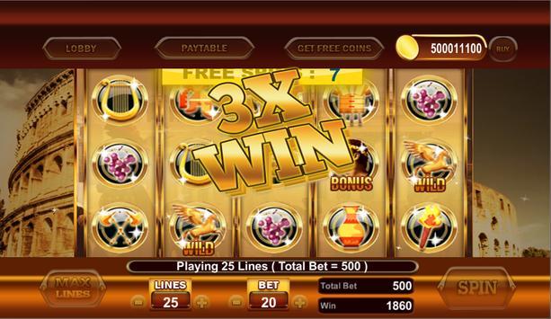 Slots Of Roman Casino screenshot 13
