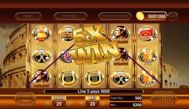 Slots Of Roman Casino screenshot 6