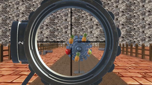 Watermelon Fruit Shooting Game 3D - Fruit Shooting screenshot 6