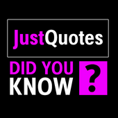 Just Quotes: Did You Know? icon