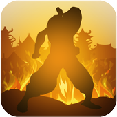 Shadow Fighters Run icon