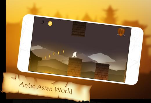 Shadow Fighters Run apk screenshot