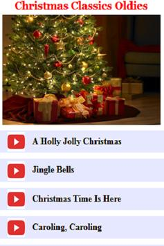 christmas classics oldies songs collection poster - Christmas Classics Songs