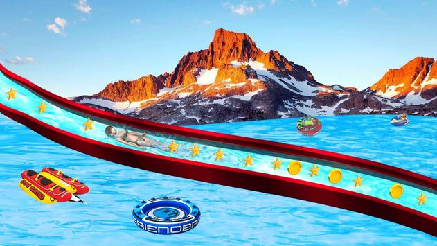 Extreme Water Slide Adventure 3D 2017 Real World apk screenshot