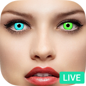 Eye Color Changer Booth - Live Eye Changer icon