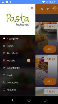 Fooddialer screenshot 6